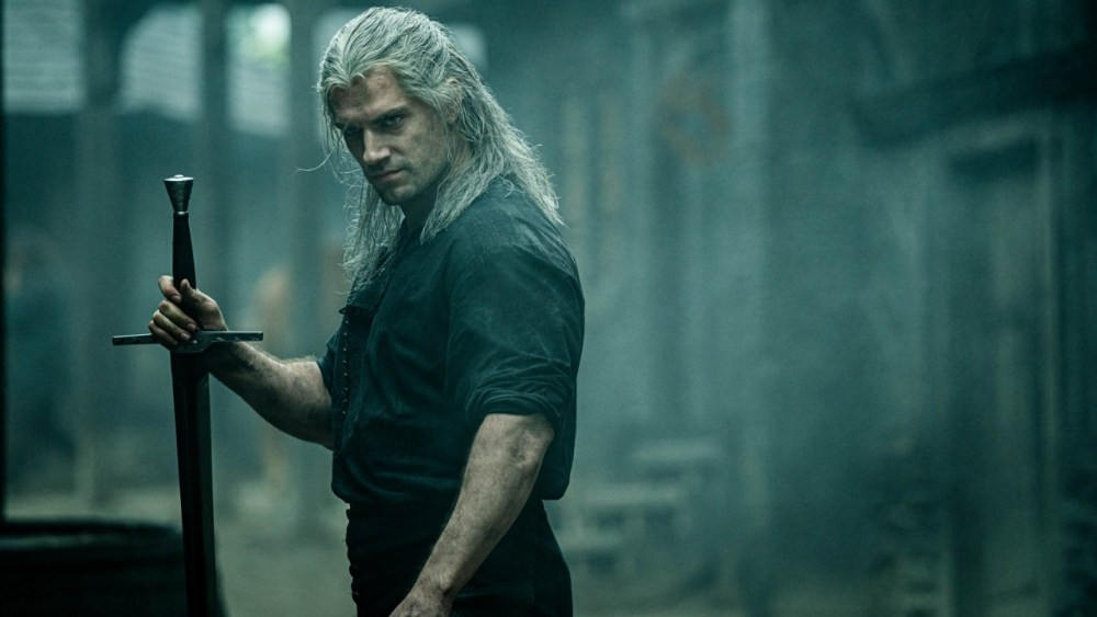 The Witcher Henry Cavill Argentina - www.culturageek.com.ar