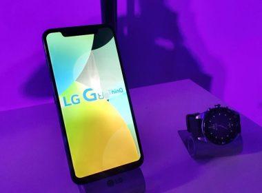 LG G8s Watch W7