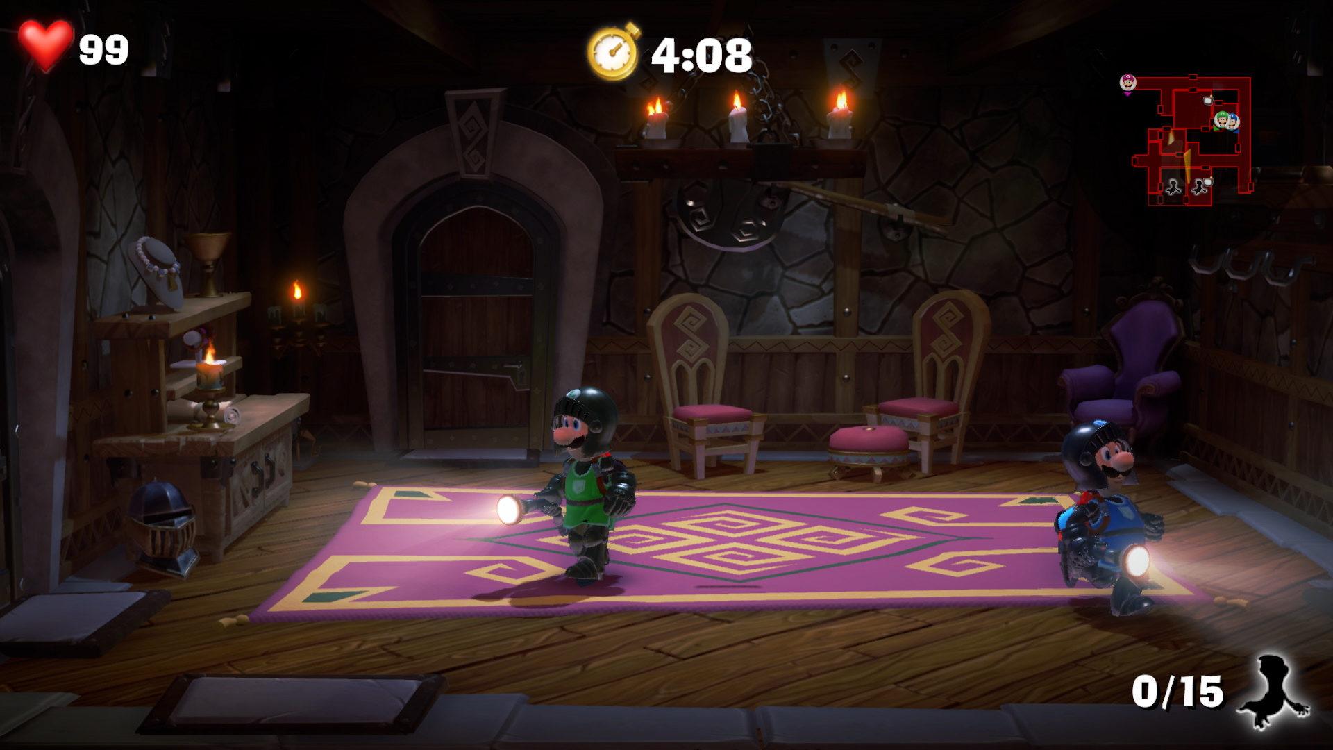 Luigi's Mansion 3 - www.culturageek.com.ar