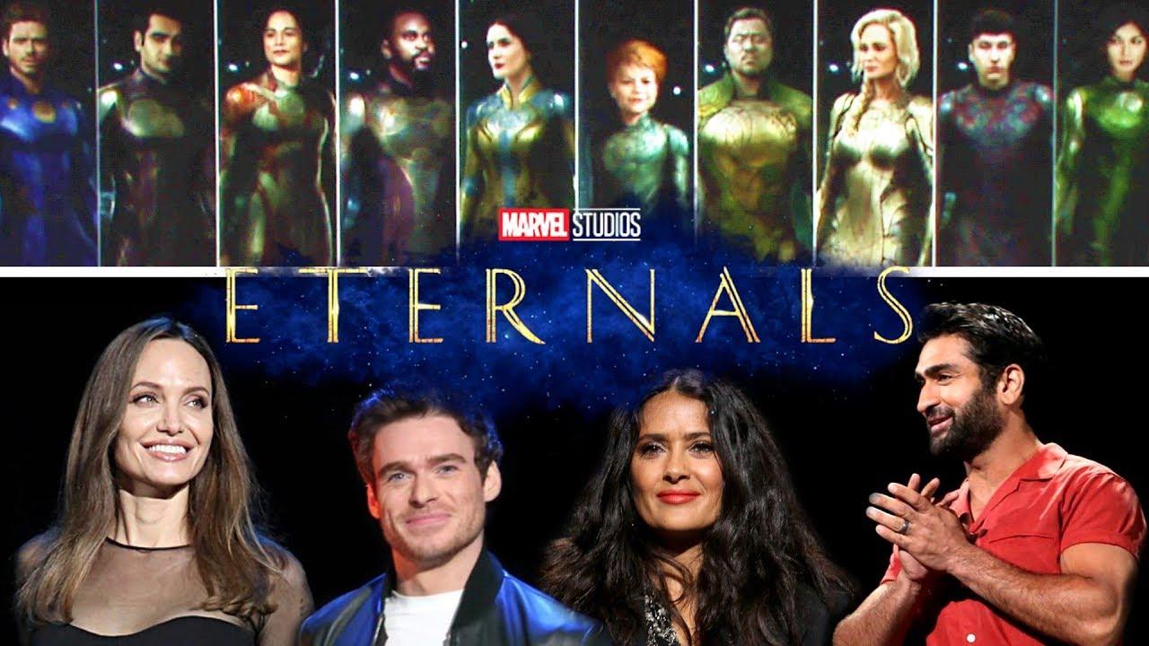 Eternals Fecha de estreno 2021 Marvel  UCM