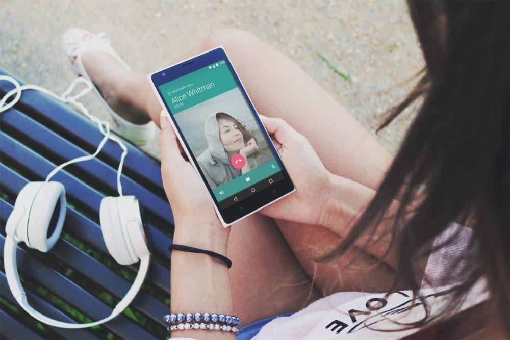 Whatsapp Videollamadas