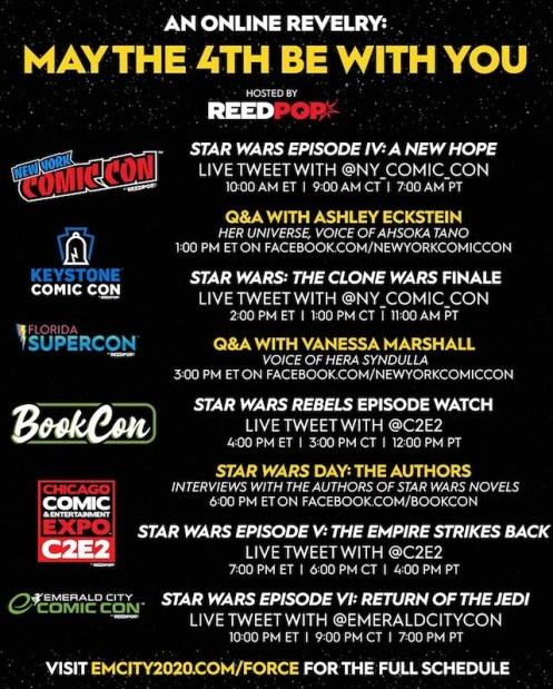 Culturageek.com.ar Convención Star Wars 3