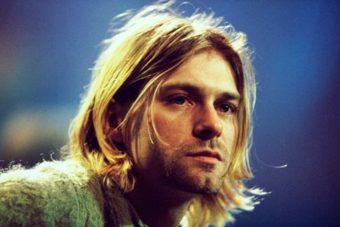 Kurt Cobain de Nirvana