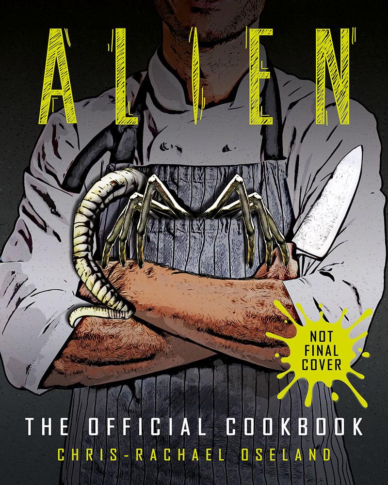 alien libro de recetas