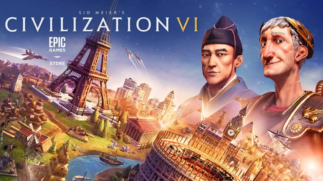 Civilization VI gratis: el juego de estrategia reemplaza a GTA5 como regalo en la Epic Games Store - Cultura Geek