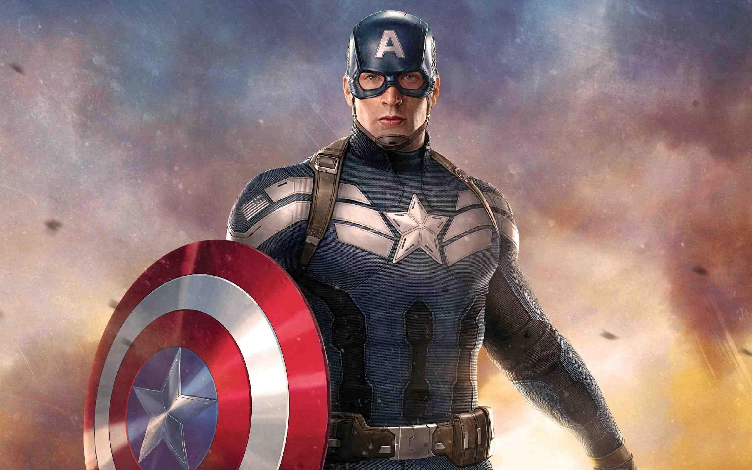 Captain America Fortnite skin