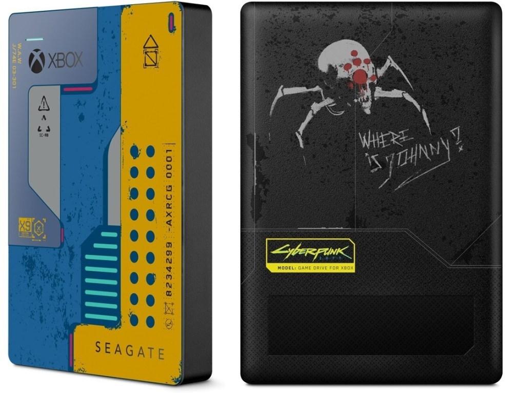 Seagate CyberPunk 2077-Special-Edition-2