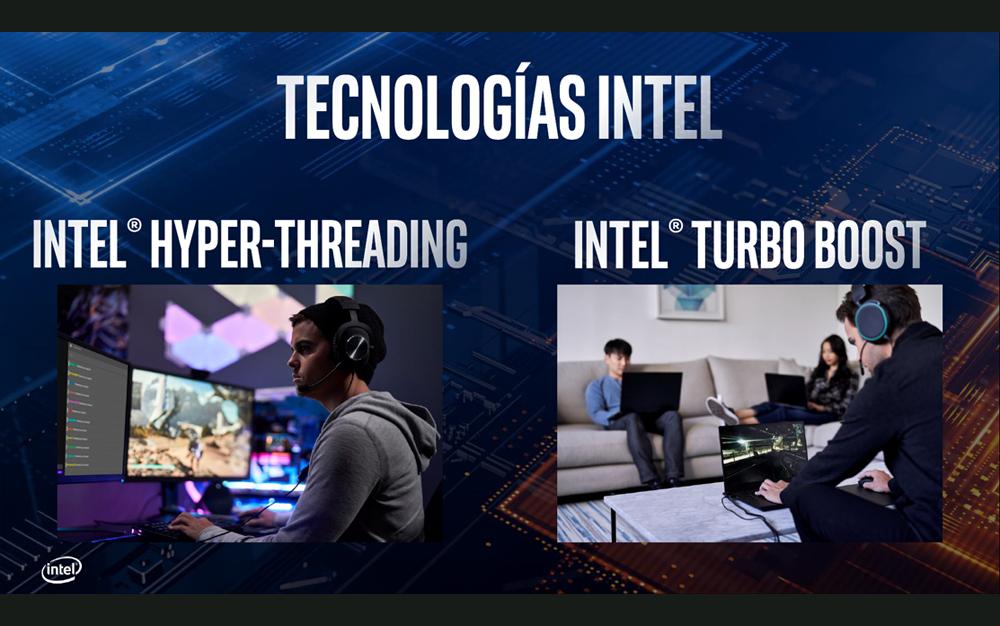 Intel gaming www.culturageek.com.ar