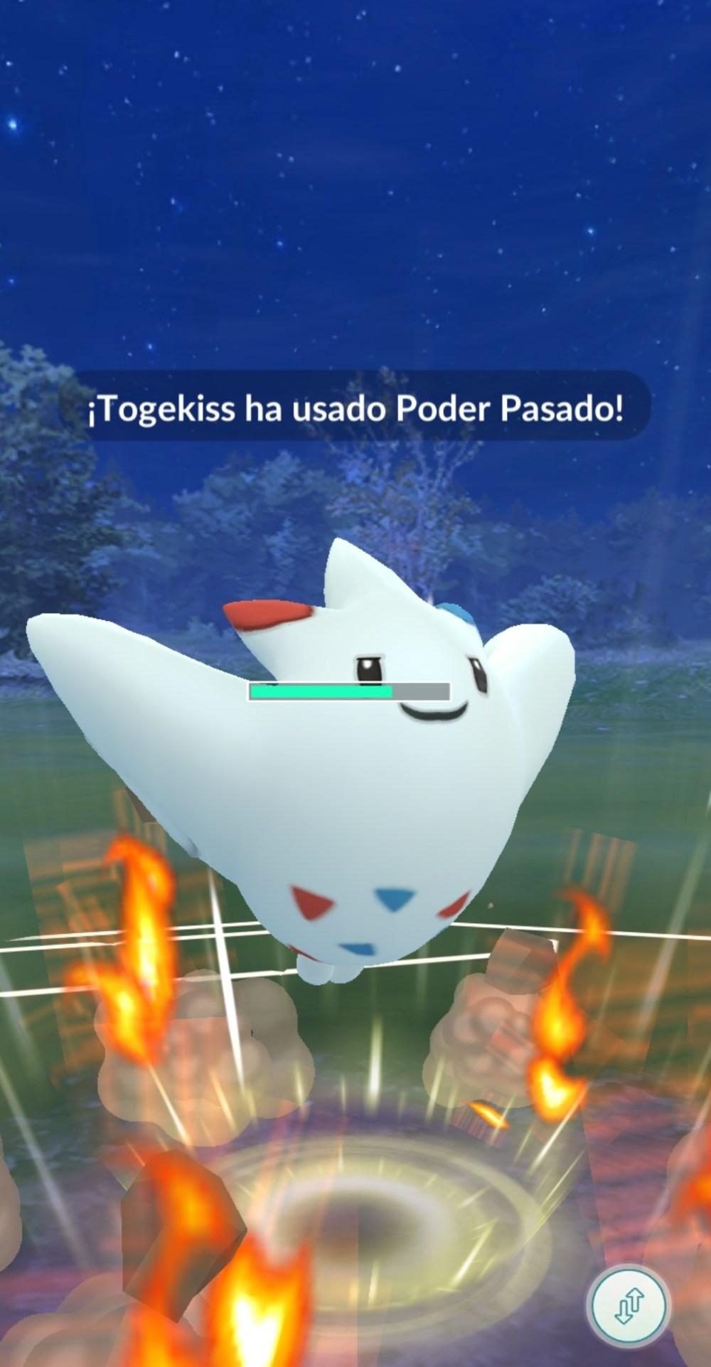 PVP Pokemon Go