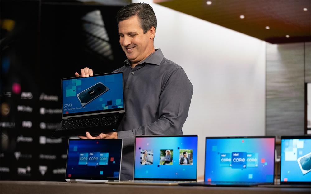 Intel 11va generación Intel EVO www.culturageek.com.ar