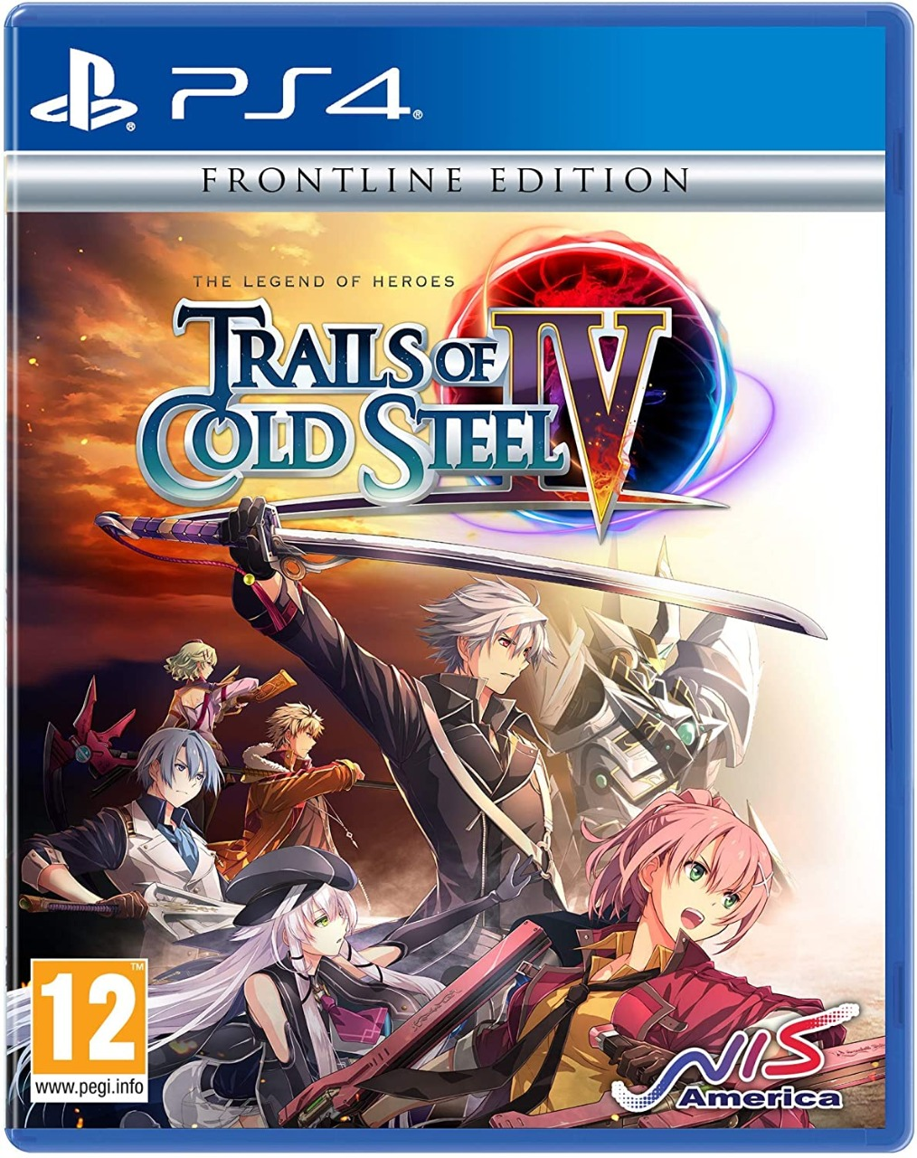 trails of cold steel IV cover culturageek.com.ar