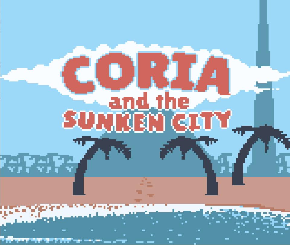 Game Boy Coria and The Sunken City