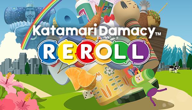 Katamari Damacy Reroll www.culturageek.com.ar