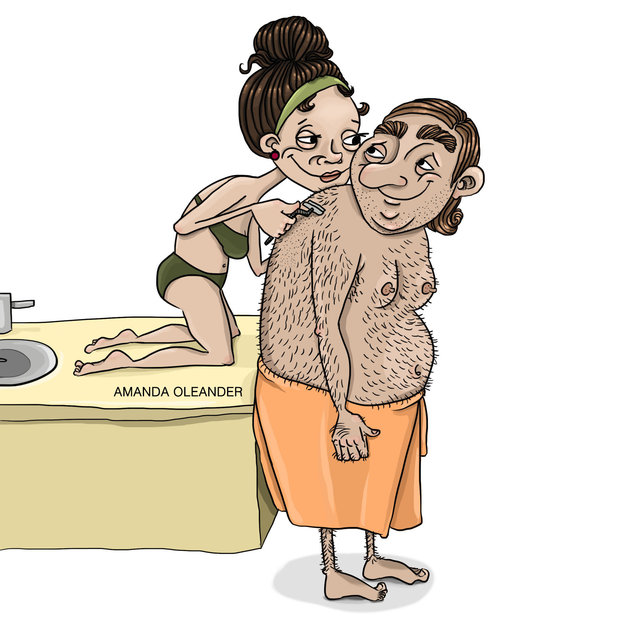 Amanda Oleander ilustraciones amor 12