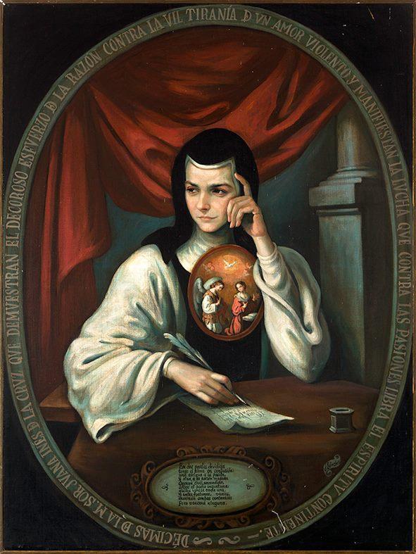 Sor Juana Ines de la Cruz recitas cocina