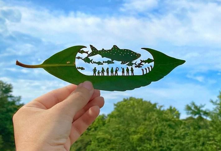 lito leafart hojas miniatura 13