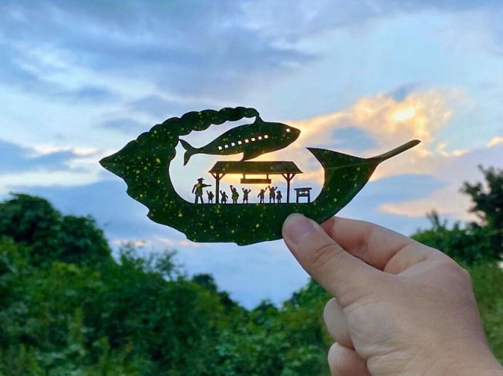 lito leafart hojas miniatura 15
