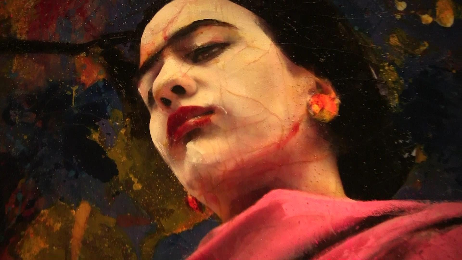 Lita Cabellut la pintora mas cotizada 5
