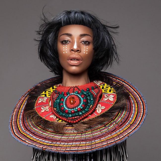 Lisa Farrall peinados africanos 4