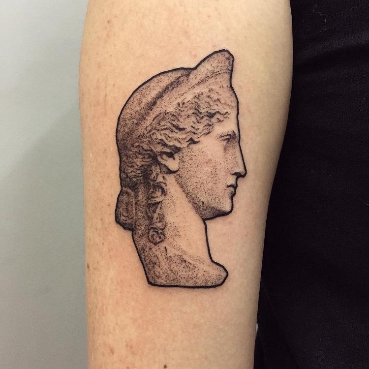 art history tattoos culturainquieta17