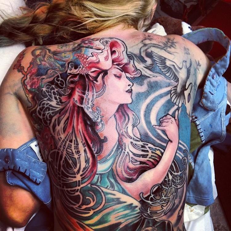 art history tattoos culturainquieta18