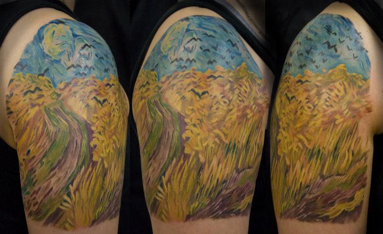 art history tattoos culturainquieta19