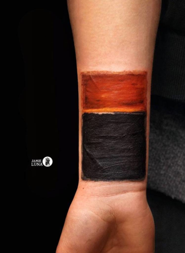art history tattoos culturainquieta4