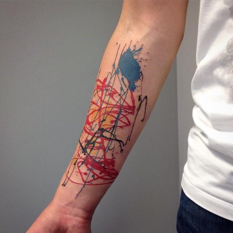 art history tattoos culturainquieta8