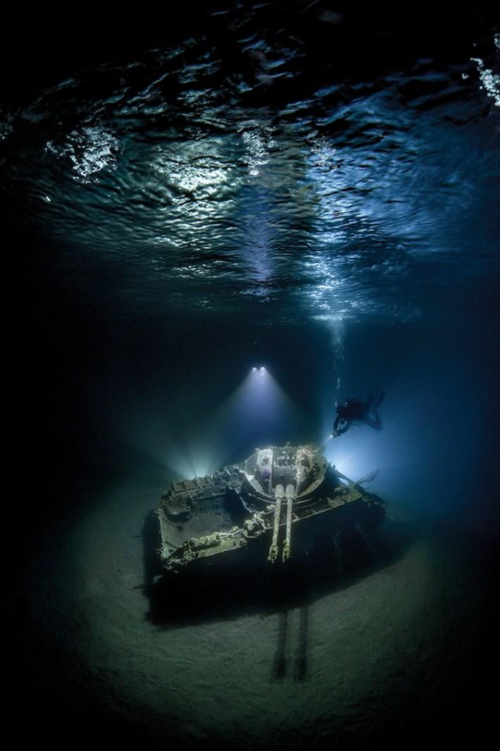 Scuba Diving 6 magazine concurso fotografía submaina mar vidasalvaje