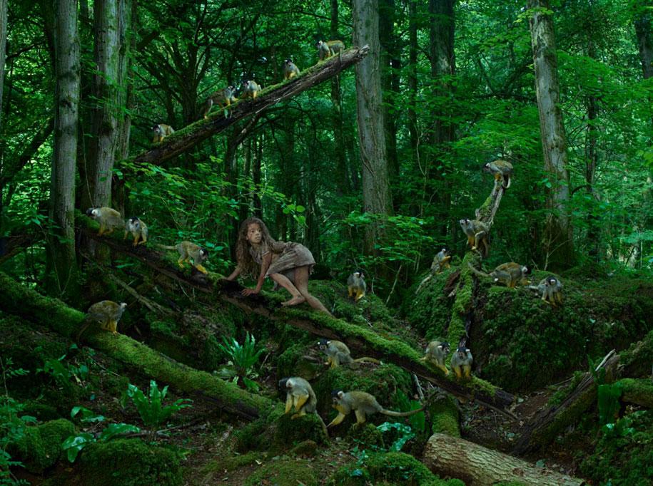 Feral Children ninos salvajes Julia Fullerton-Batten5