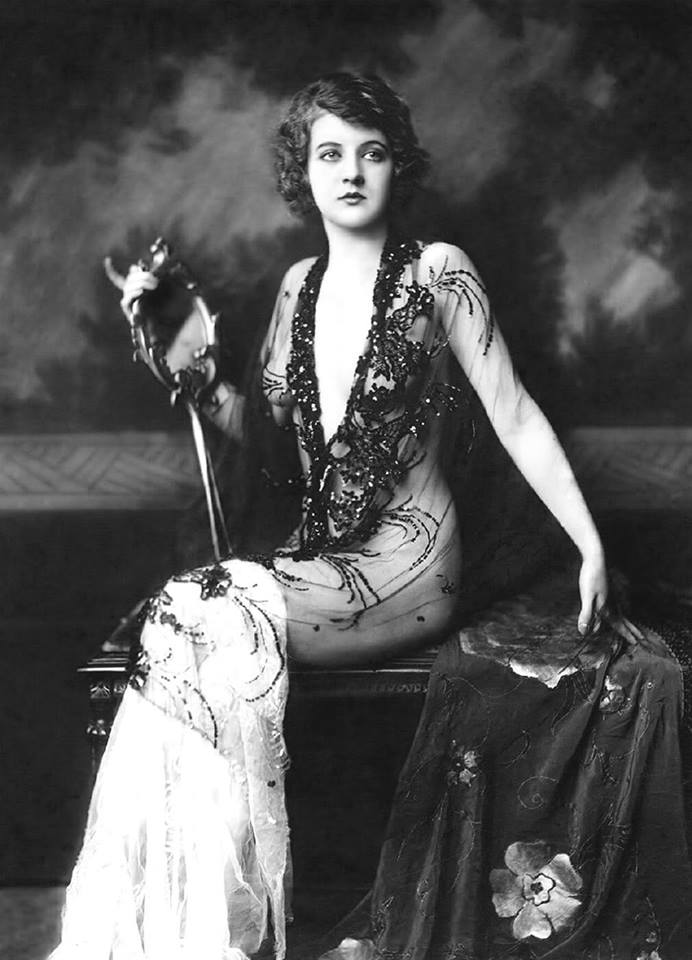 Alfred Cheney Johnston Ziegfeld Follies vintage6