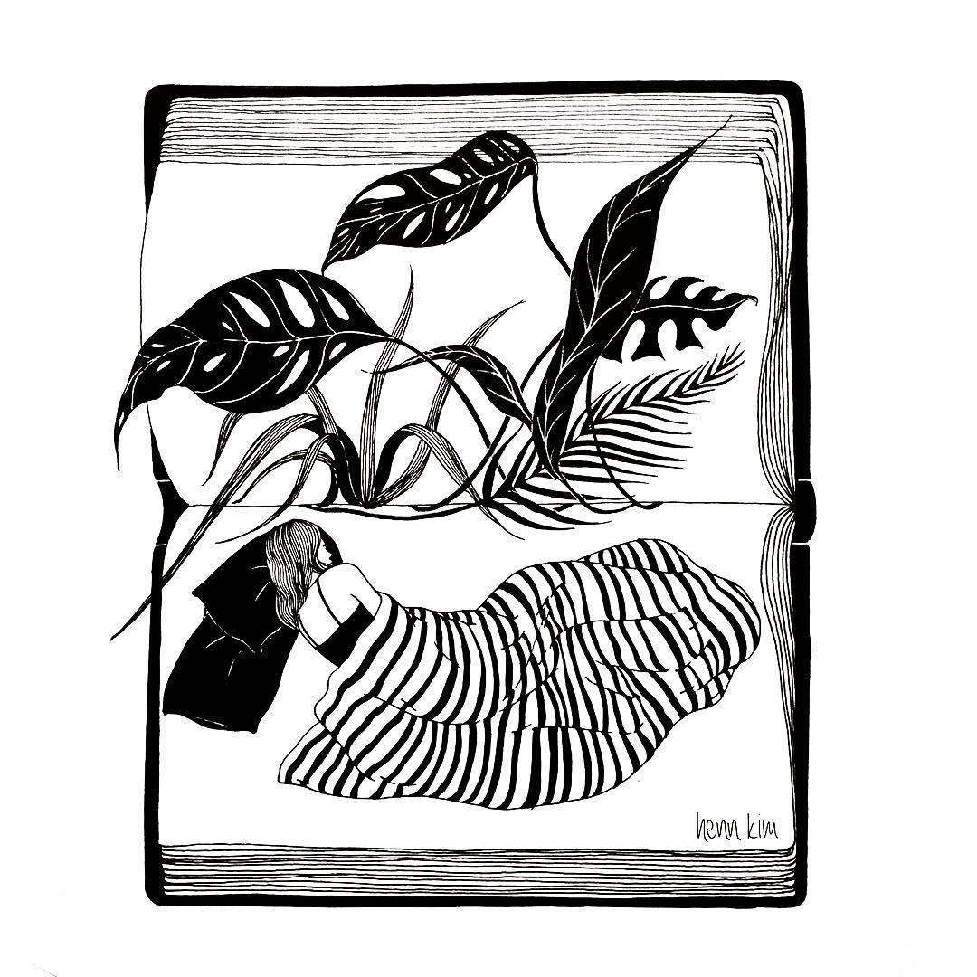 Henn Kim illustration 15
