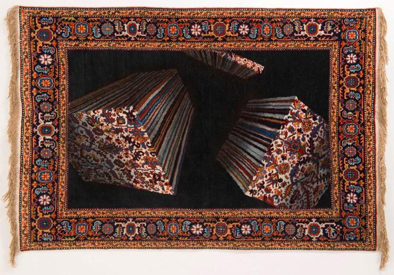 Faig Ahmed textile traditional Azerbaijani rugs 3