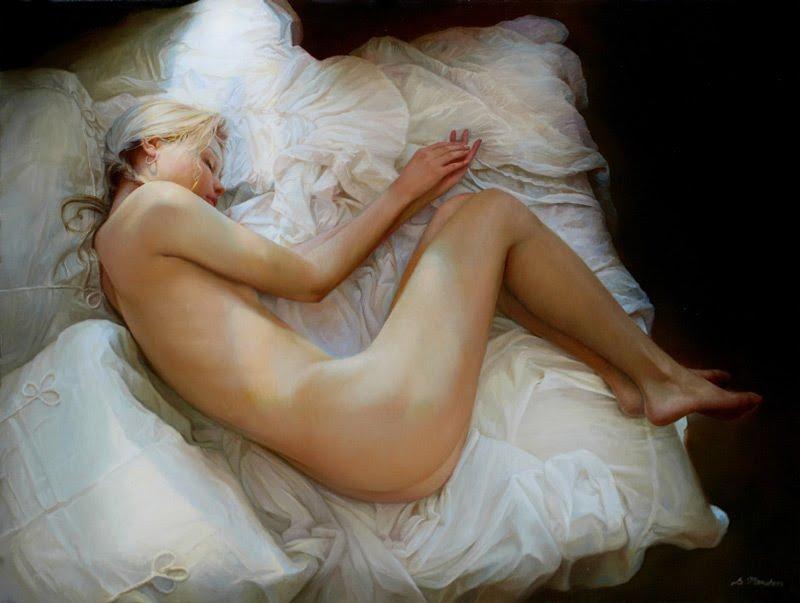 Serge Marshennikov sensual provocative art 10