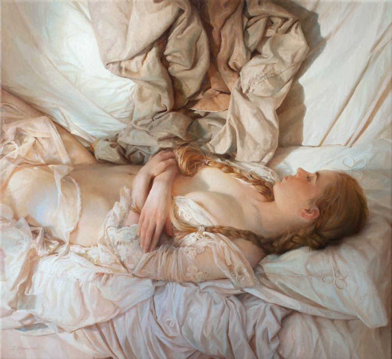 Serge Marshennikov sensual provocative art 11