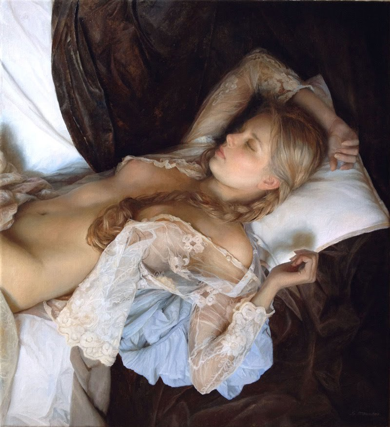 Serge Marshennikov sensual provocative art 16