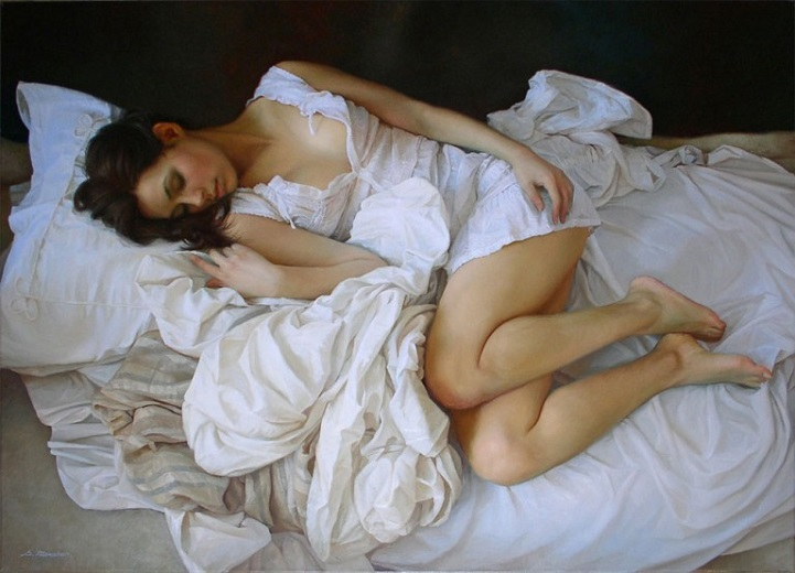 Serge Marshennikov sensual provocative art 17