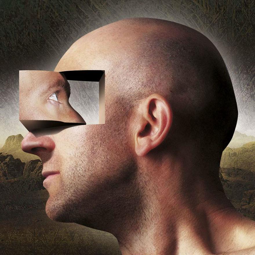 Igor Morski oscuras surrealistas ilustraciones 19