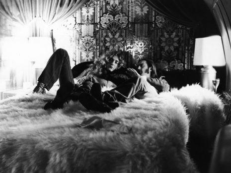 Led Zeppelin private jet4