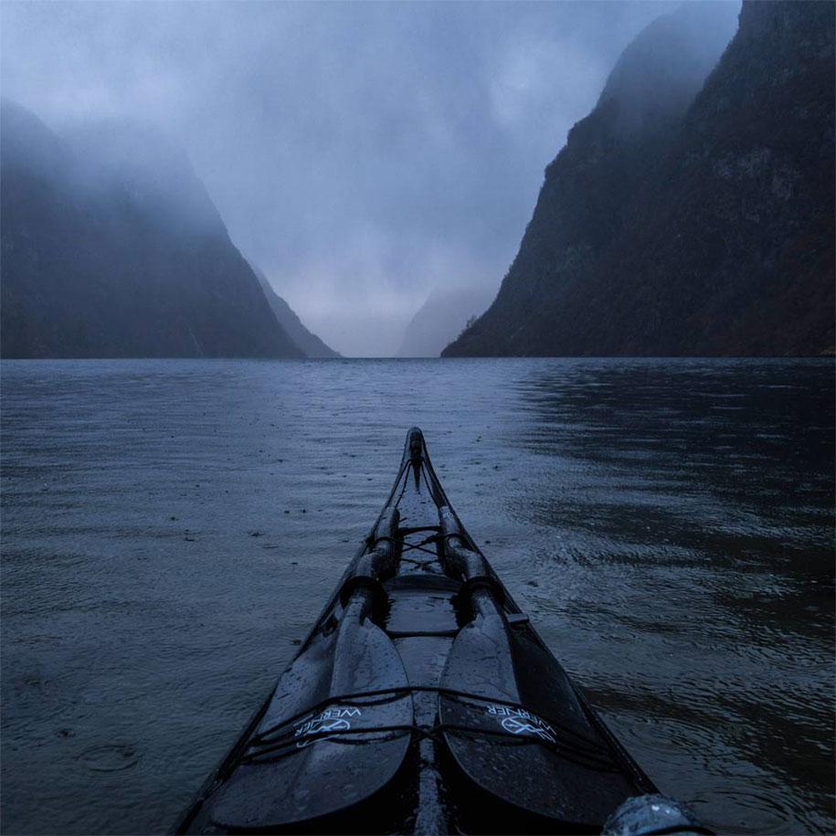Tomasz Furmanek Fjord fiordo kayak13