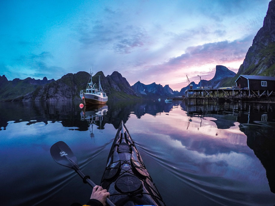 Tomasz Furmanek Fjord fiordo kayak5
