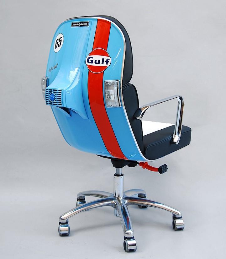 Bel Bel Vintage Vespa design chair