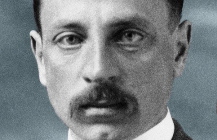 Rainer Maria Rilke Cultura Inquieta