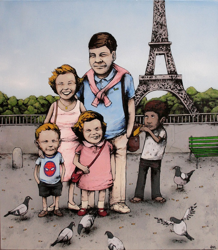 Dran arte urbano francia 16
