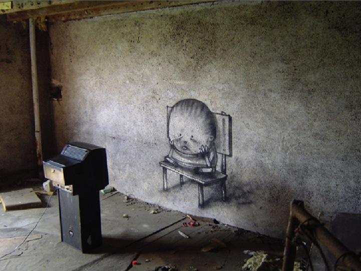 Dran arte urbano francia 8