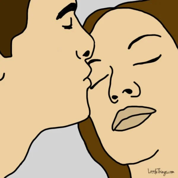 Sheril Kirshenbaum kissing kiss beso besar8