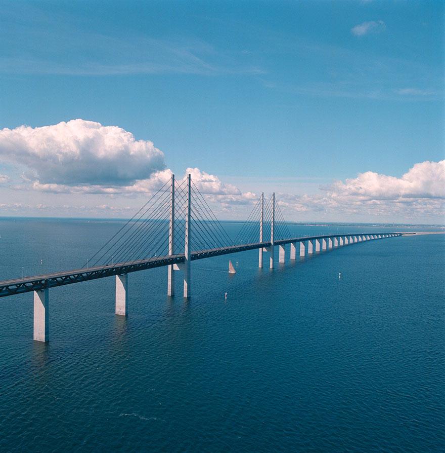 George K.S. Rotne puente dinamarca suecia 5
