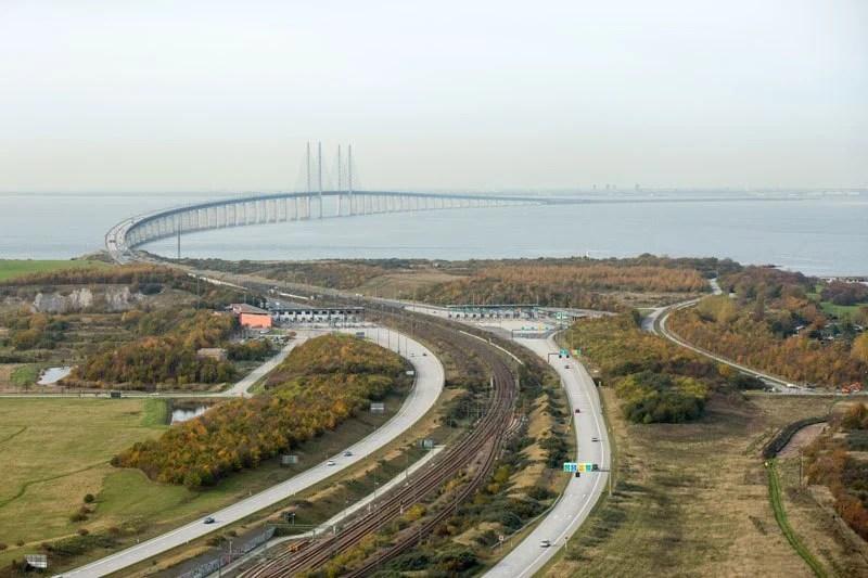 George K.S. Rotne puente dinamarca suecia 6