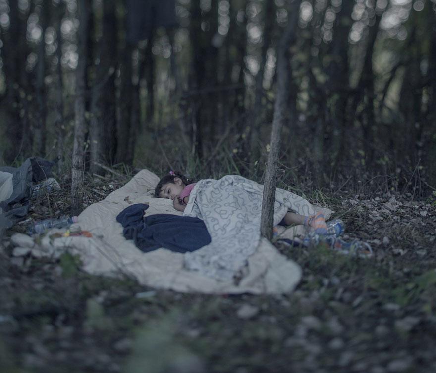 Magnus Wennman World Press Photo Award refugee Syria