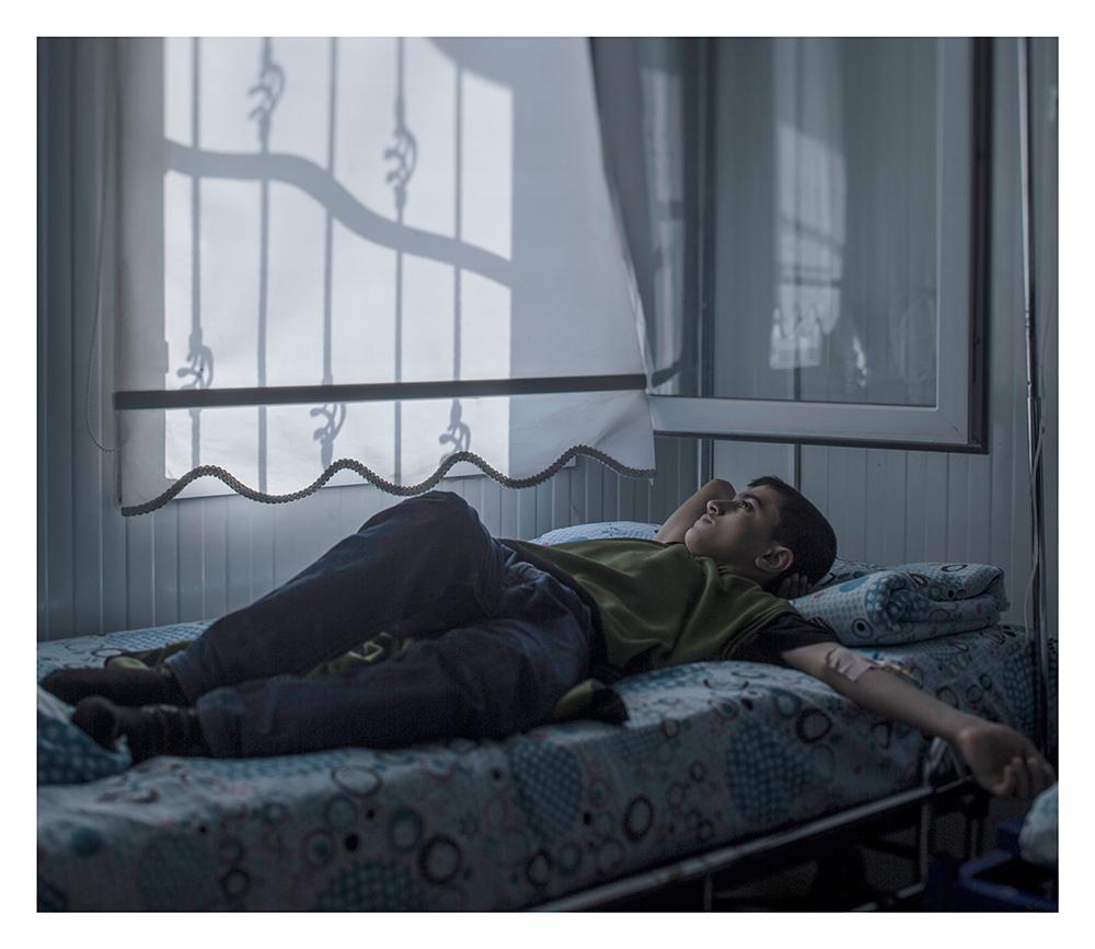 Magnus Wennman World Press Photo Award refugee Syria17